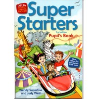 Super Starters Pupil's Book
