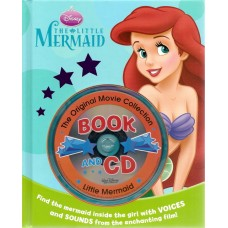 The Little Mermaid with Cd