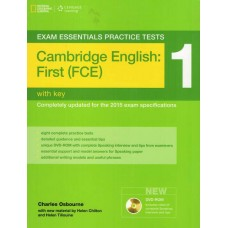 Exam Essentials Practice Tests Cambridge English First ( FCE ) 1