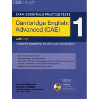 Exam Essentials Practice Tests Cambridge English Advanced ( CAE ) 1
