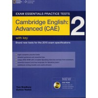 Exam Essentials Practice Tests Cambridge English Advanced ( CAE ) 2