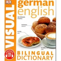 Visual German-English, Bilingual Dictionary