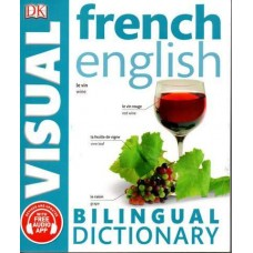 Visual French-English, Bilingual Dictionary