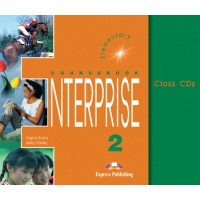 Enterprise 2 Class Cd
