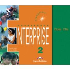 Enterprise 2 Class Cd