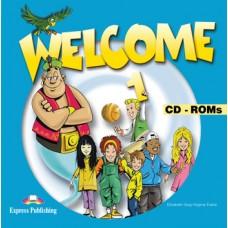 Welcome 1 Cd-Rom