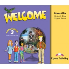 Welcome 3 Class Cd
