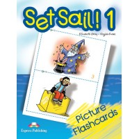 Set Sail 1 Picture Flashcards