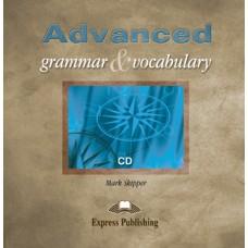Advanced Grammar & Vocabulary Class Cd