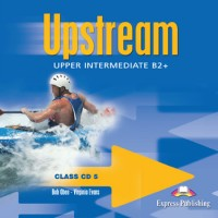 Upstream Upper Intermediate Class Cd