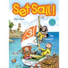 Set Sail 3 Pupil's Book