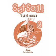 Set Sail 3 Test Booklet