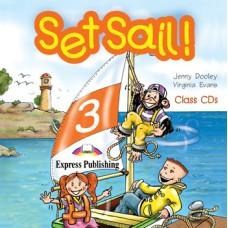 Set Sail 3 Class Cd