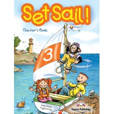 Set Sail 3 Teacher's Book