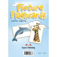 Set Sail 4 Picture Flashcards