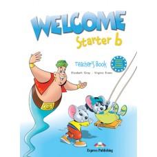 Welcome Starter B Teacher's Book