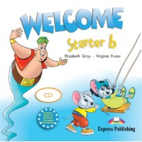 Welcome Starter B Class Cd