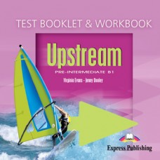 Upstream Pre-Intermediate Test Booklet & Workbook Cd