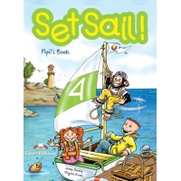 Set Sail 4 Pupil's Book