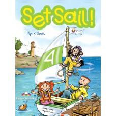 Set Sail 4 Pupil's Book