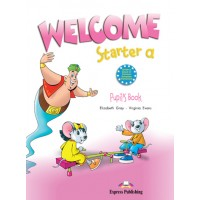 Welcome Starter A Pupil's Book