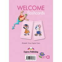 Welcome Starter A Flashcards