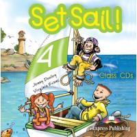 Set Sail 4 Class Cd
