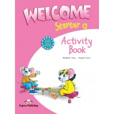 Welcome Starter A Activity Book