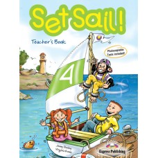 Set Sail 4 Teacher's Book