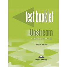 Upstream Elementary Test Booklet