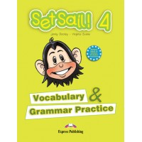 Set Sail 4 Vocabulary & Grammar Practice