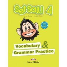 Set Sail 4 Vocabulary & Grammar Practice