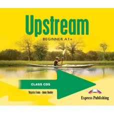 Upstream Beginner Class Cd