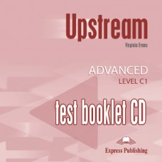 Upstream Advanced Test Booklet Cd-Rom