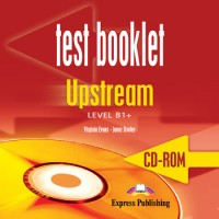 Upstream B1+ Test Booklet Cd-Rom