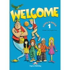 Welcome 1 Pupil's Book