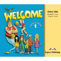 Welcome 1 Class Cd