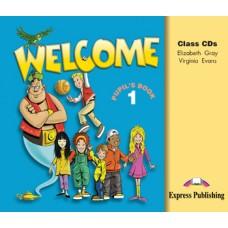 Welcome 1 Class Cd