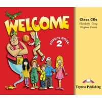 Welcome 2 Class Cd