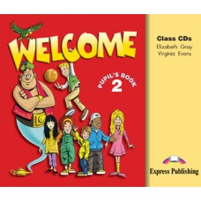Welcome 2 Class Cd