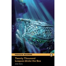Penguin Readers Beginner: Twenty Thousand Leagues Under the Sea with Cd