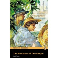Penguin Readers Beginner: The Adventures of Tom Sawyer with Cd