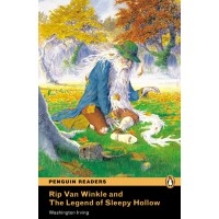 Penguin Readers Beginner: Rip van Winkle and the Legend of Sleepy Hollow with Cd