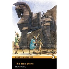 Penguin Readers Easystarts: The Troy Stone with Cd