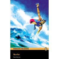 Penguin Readers Beginner: Surfer with Cd