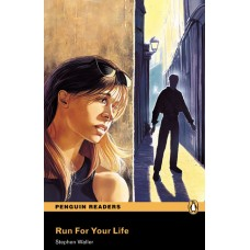 Penguin Readers Beginner: Run For Your Life with Cd