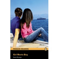 Penguin Readers Beginner: Girl Meets Boy