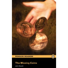Penguin Readers Beginner: The Missing Coins with Cd