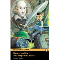 Penguin Readers Beginner: Marcel and the Shakespeare Letters