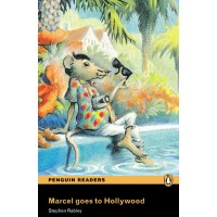 Penguin Readers Beginner: Marcel goes to Hollywood